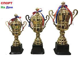 Набор золотых кубков 1,2,3 место