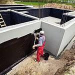 Sika® Igolflex® N. гидроизоляционная резинобитумная эмульсия. Ведро 25 кг, фото 6