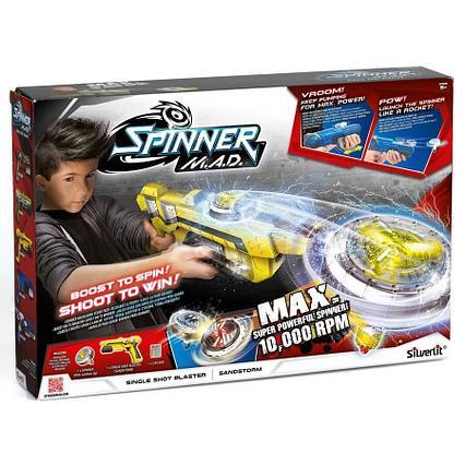 Одиночный Бластер SPINNER M.A.D.
