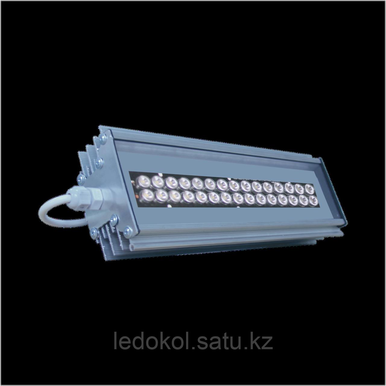 Светильник 50 Вт, Промышленный светодиодный, алюминиевый корпус