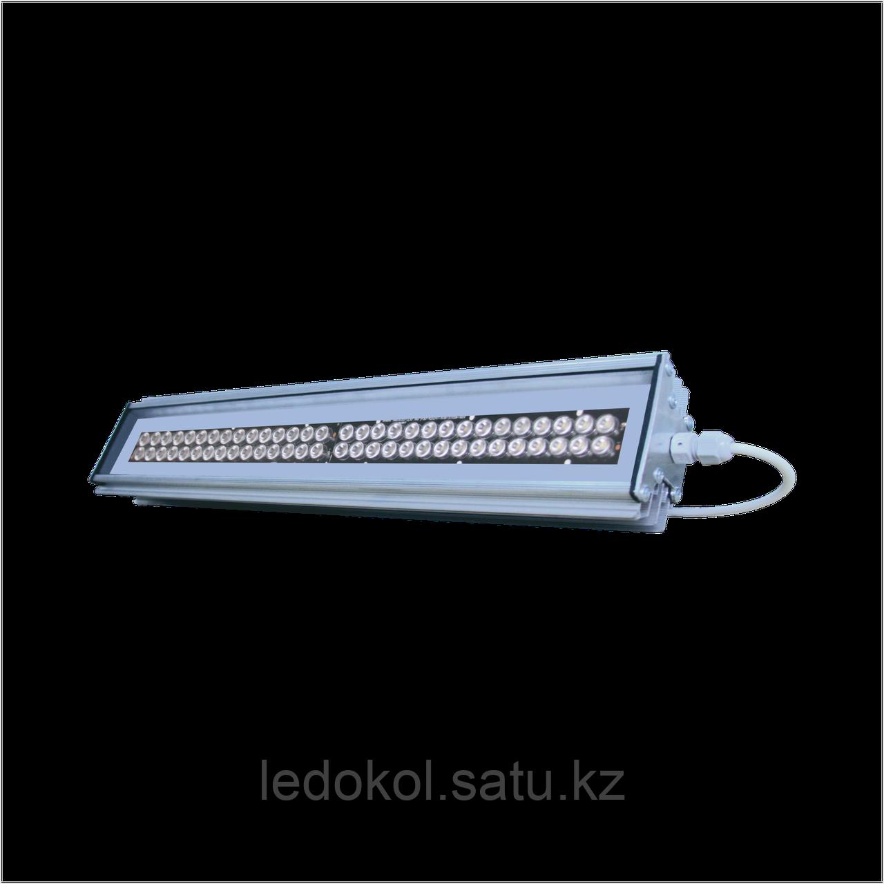 Светильник 100 Вт, Промышленный светодиодный, алюминиевый корпус