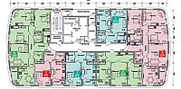 2 комнатная квартира в ЖК Олимпийский 68.68 м², фото 1