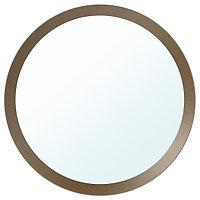 Зеркало ЛАНГЕСУНД бежевый, 50 см ИКЕА, IKEA, фото 1