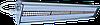 Светильник 200 Вт, Промышленный светодиодный, алюминиевый корпус, фото 2