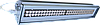 Светильник 100 Вт, Промышленный светодиодный, алюминиевый корпус, фото 2