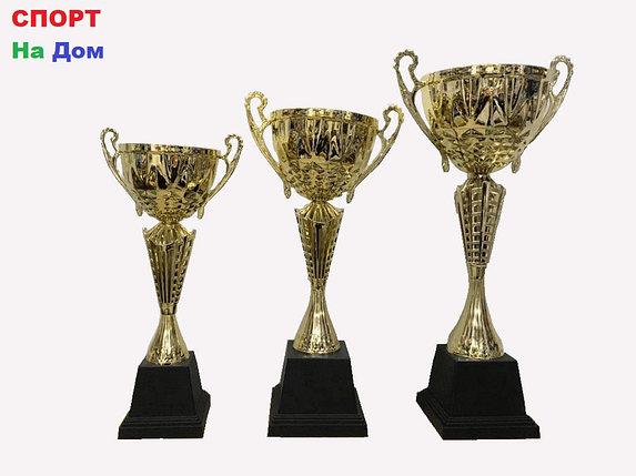 Набор золотых кубков 1,2,3 место, фото 2