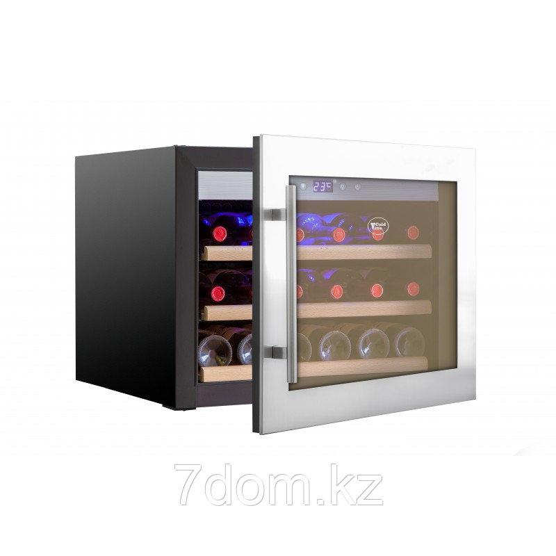 Встраиваемый винный шкаф C18-КSB1 Cold Vine