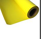 Термо флекс 0,5мх25м PU желтый, фото 2