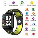 Умные часы Smart Watch F8 ( Давления, пульс, шагомер, калории,часы ), фото 2