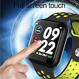Умные часы Smart Watch F8 ( Давления, пульс, шагомер, калории,часы ), фото 3