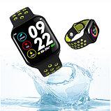 Умные часы Smart Watch F8 ( Давления, пульс, шагомер, калории,часы ), фото 4