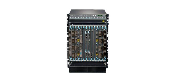 Коммутатор Juniper EX9214-RED3B-DC