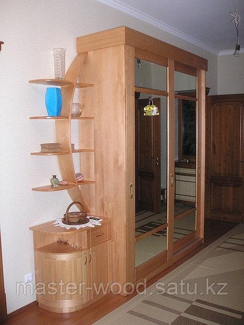Эксклюзивная мебель и интерьеры под дерево - фото 3