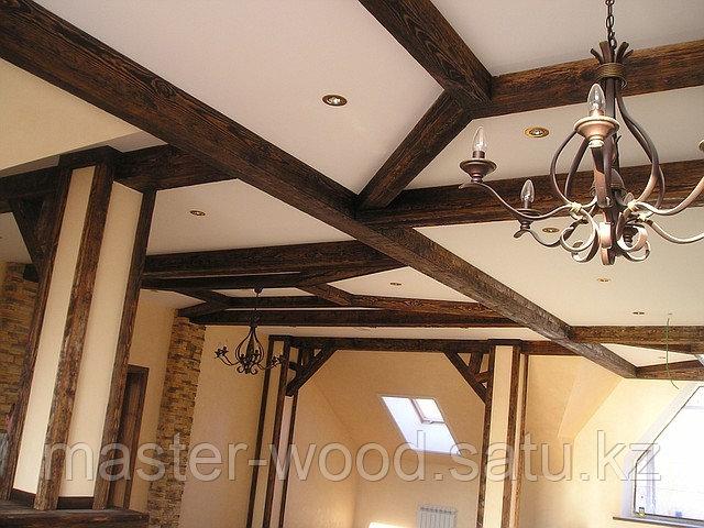 Эксклюзивная мебель и интерьеры под дерево - фото 5