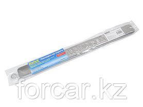 Накладки внутренних порогов VW Touareg (2013->) (к-т 4 шт.), фото 2