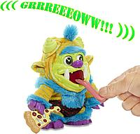 Монстр Падж Интерактивная игрушка Crate Creatures Pudge со светом и звуком