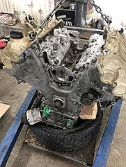 Двигатель гильзованный Porsche Cayenne 4.8 turbo M48.51