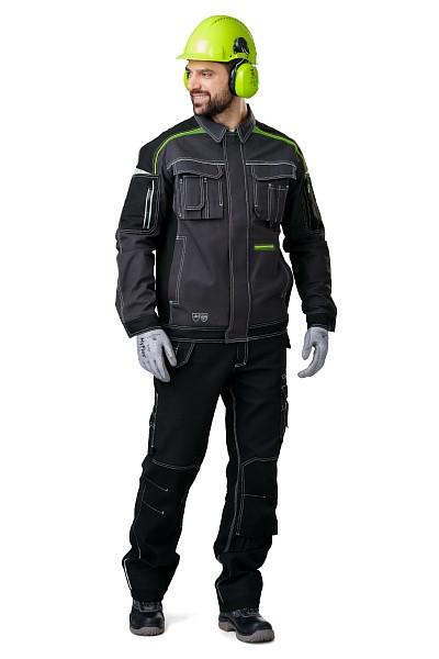 Куртка мужская летняя «Стокгольм-Лайм»