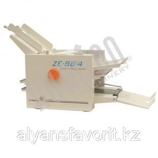 Фальцевальная машина ZE-9, фото 2