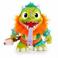 Монстр Сизл Интерактивная игрушка Crate Creatures Sizzle со светом и звуком