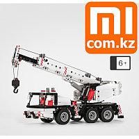 Развивающий конструктор кран игрушка Xiaomi Mi MiTu Building Blocks Engineering Crane. Оригинал Арт.6490