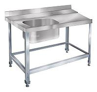 Стол для грязной посуды Iterma СБ-361/1200/760 ПММ/М Ш430