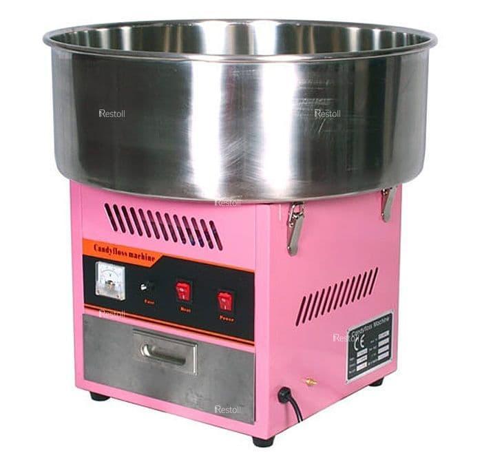 Аппарат для сахарной ваты Starfood 1633008 (520 мм) розовый