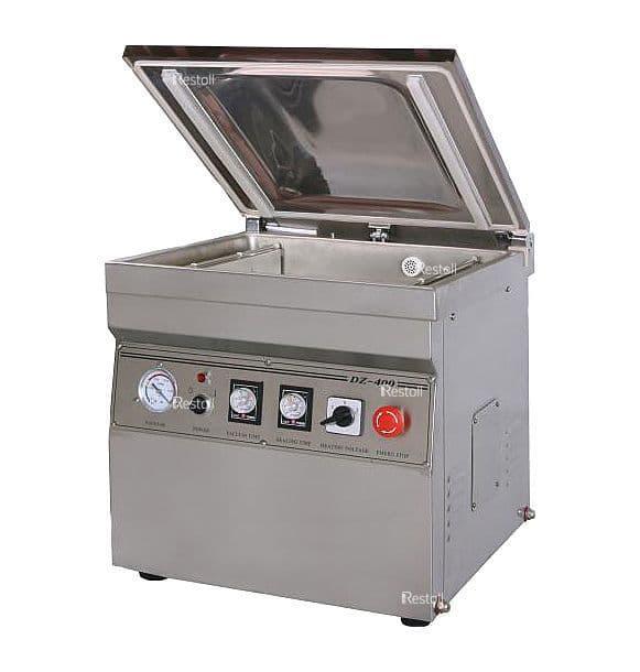Вакуумный упаковщик EKSI EDZ-400/2T