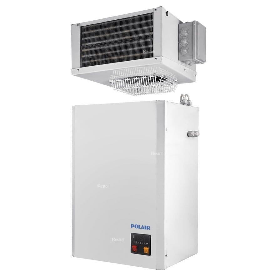 Сплит-система среднетемпературная Polair SM111 M  с конденсатором