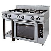 Плита газовая Grill Master Ф6ПДГ/800 50004