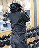 Костюм для похудения (весогонка) Sauna с капюшоном для мужчин и девушек Sibote, фото 3