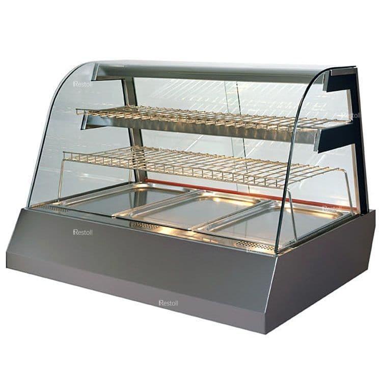 Тепловая витрина UNIS Kentucky Hot High 3GN1/1