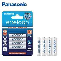 Аккумуляторы Panasonic Eneloop AAA 750 mAh BK-4MCCA/4W