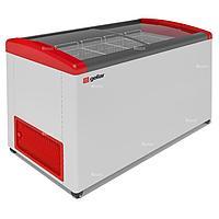 Ларь морозильный Frostor GELLAR FG 400 E красный