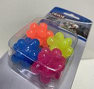 Мячики резиновые для игры с кошками. Упаковка блистер. Диам 3,5 см. Цена за 4 шт, фото 3