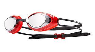Oчки для плавания Tyr Black Hawk Racing Mirrored 717