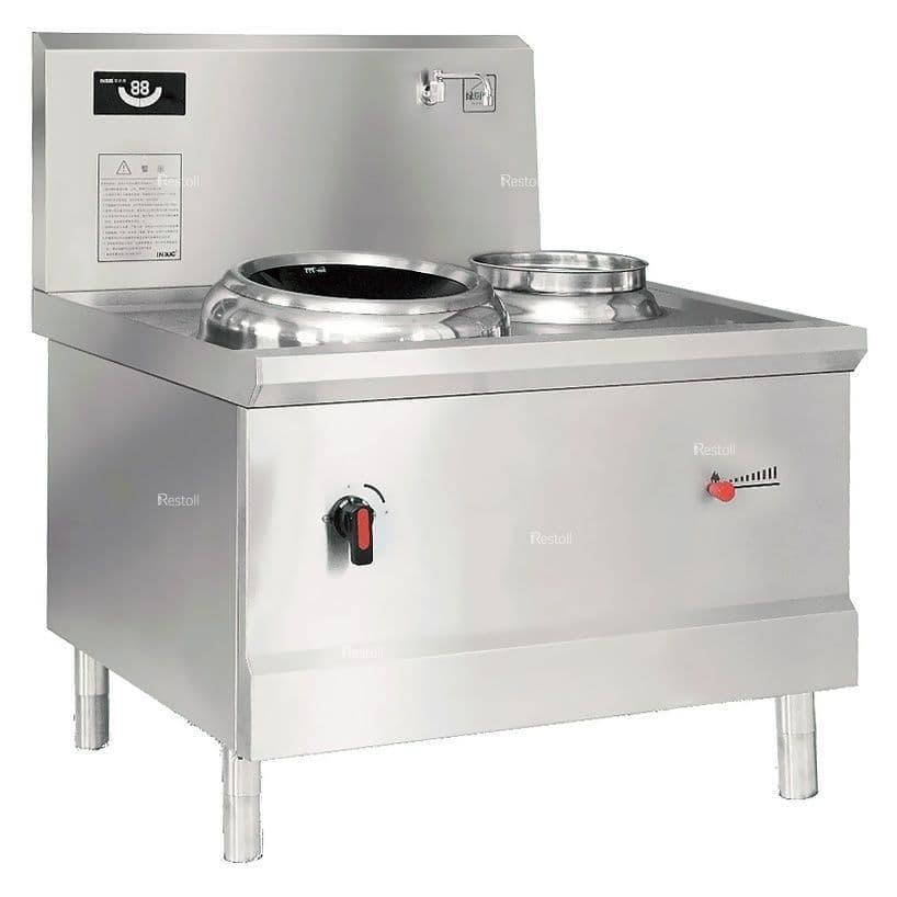 Плита индукционная Ecokitchen IND-A0W-B16FL