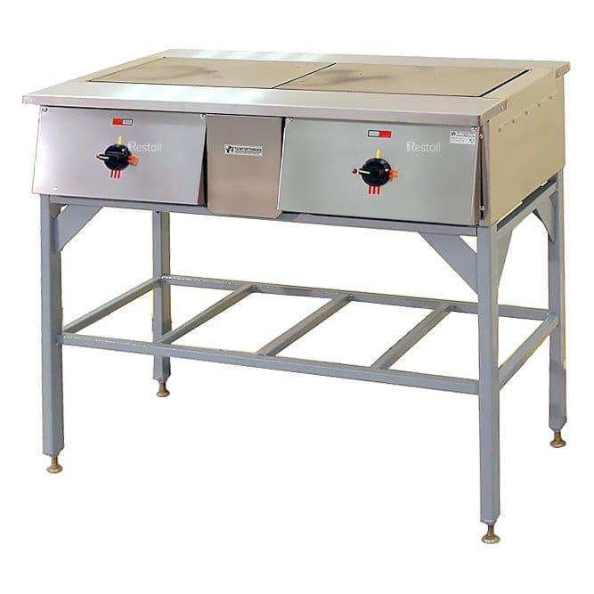 Плита электрическая Тулаторгтехника ПЭ-0,24Н на подставке