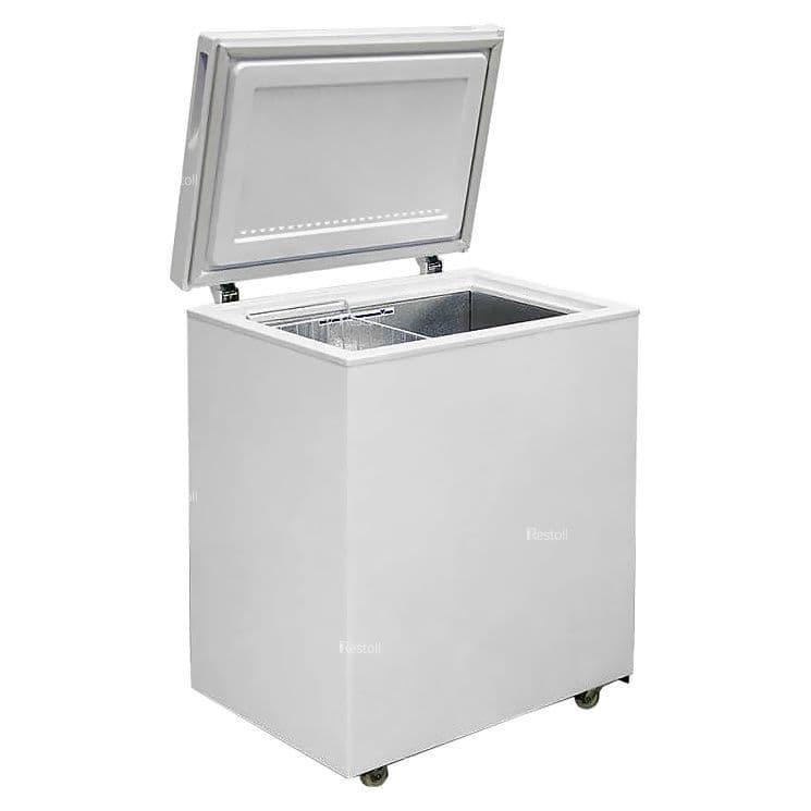 Ларь морозильный Бирюса 155VK