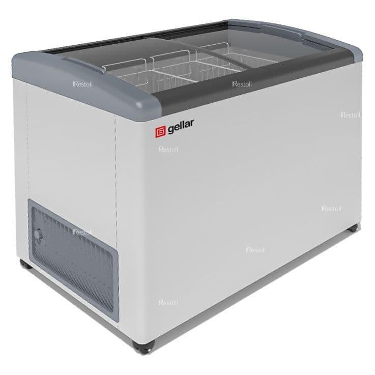 Ларь морозильный Frostor GELLAR FG 350 E серый