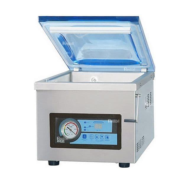 Вакуумный упаковщик Hualian HVC-260T/1A (DZ-260/PD)