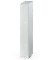 Шкаф для одежды Atesy ШО-01 нерж.