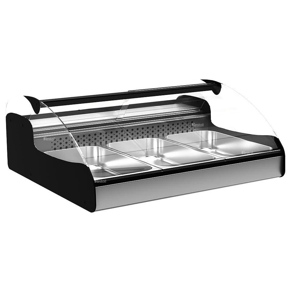 Витрина холодильная Полюс А89 SV 1,0-1 (ВХСр-1,0 Арго XL Техно)