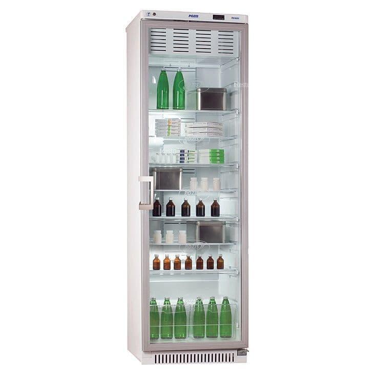 Шкаф холодильный фармацевтический Pozis ХФ-400-3