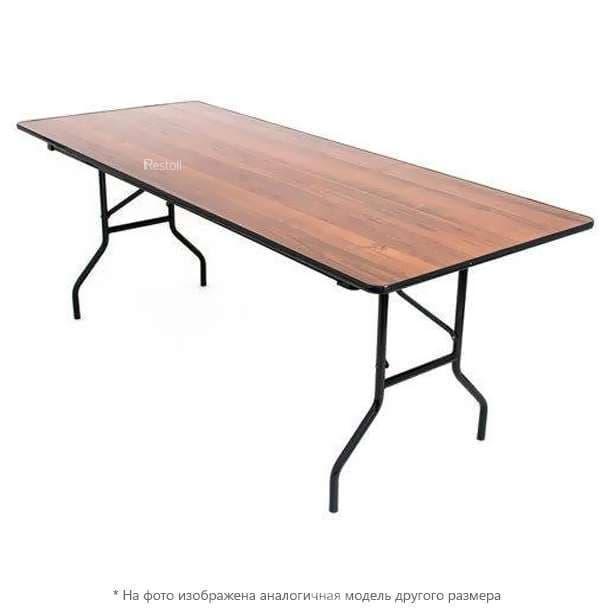 Стол банкетный складной Resto 180х90cм
