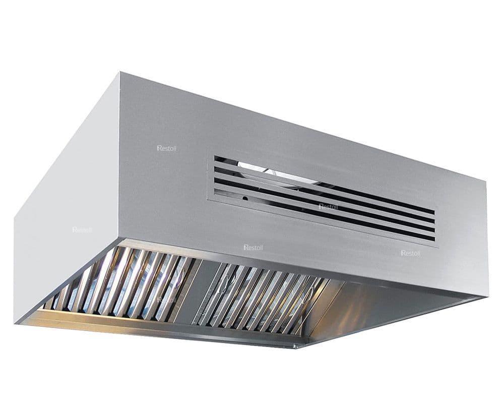 Зонт приточно-вытяжной Abat 3ПВ-1100-2-О