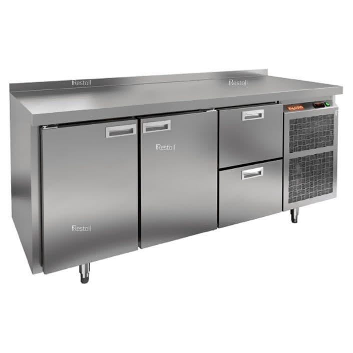 Стол холодильный Hicold SN 112/TN ..-2/+10°С