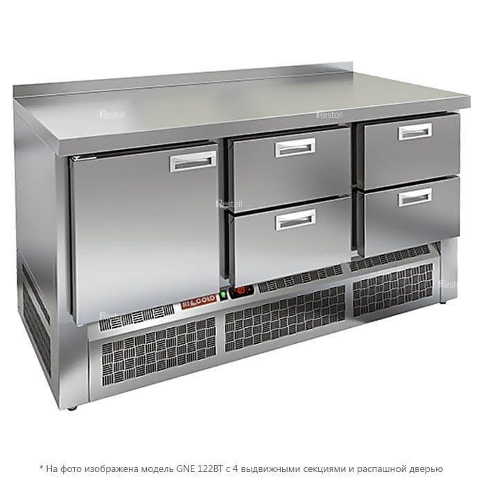 Стол морозильный Hicold GNE 222/BT