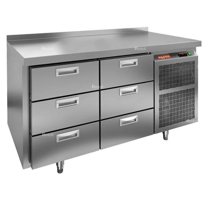 Стол холодильный Hicold GN 33/TN ..-2/+10°С