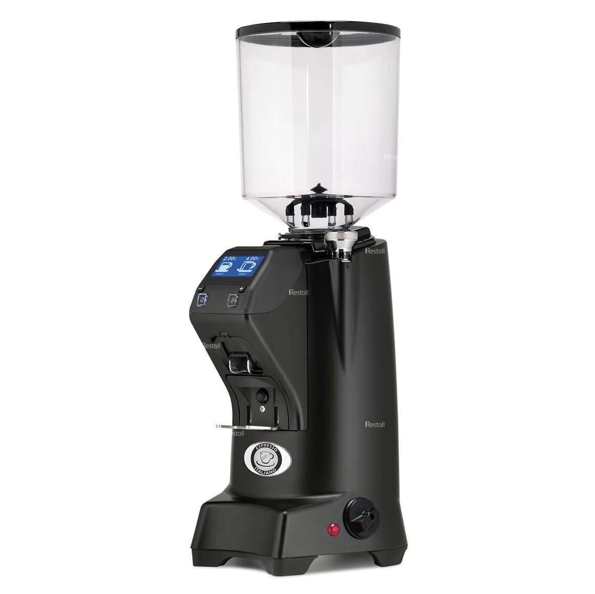 Кофемолка Eureka ZENITH 65 E, черная матовая